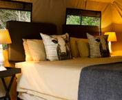 Nkumbe Wildlife Estate: Tented Camp - image 2
