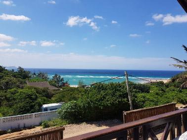 Ocean View Cabanas: Chalet 4